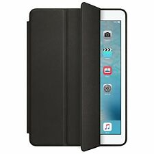 OEM 100% Authentic Genuine Apple Leather Smart Case for iPad Air 2