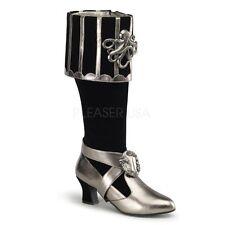 Schmale-Weite-(D) Damenstiefel & -Stiefeletten aus Kunstleder für Party
