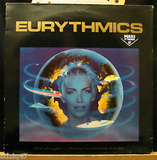 ♫ MAXIS 45T VINYL- EURYTHMICS - IT'S ALRIGHT ( BABYS'S COMING BACK ) ♫