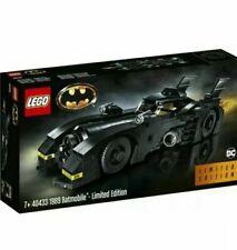 LEGO 40433 1989 Batmobile Limited Edition New Sealed Rare