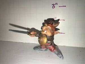 Dwarf Warrior Figure