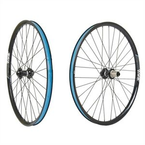 "DMR Zone MTB Disc wheelset Pair Freeride Trail 27.5"" 650b 142x12mm 100x15mm NEW"