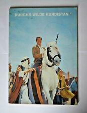 Eikon Verlag / Karl May / Durchs wilde Kurdistan I / Leeralbum guter Zustand
