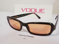 VOGUE 2208 Dark Brown Marrone Scuro Unisex occhiali sole Sunglasses New Original