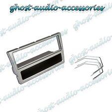 Opel Silber 1 DIN Verkleidung Einbaublende 1 Auto Radio Entfernung Schlüssel