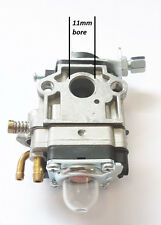UNIVERSAL STRIMMER TRIMMER CARBURETOR CARB TO FIT  11MM BORE  CG330  + more