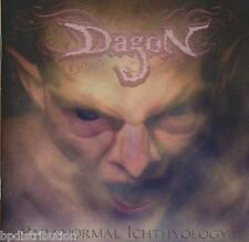 DAGON - PARANORMAL ICHTHYOLOGY (2007, CD, BWR0702) Christian Black Metal