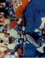 Mike Rozier Heisman Signed 8x10 Photo Jsa Authentic Autograph