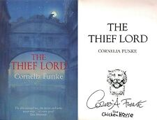 Cornelia Funke~RARE! UK~SIGNED~The Thief Lord~1st/1st HC