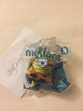McDonald's 2015 happy meal toys - Minions - TALKING STUART (#3) - FREE SHIPPING
