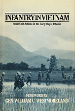 INFANTRY IN VIETNAM: Small Unit Actions, 1965-66 edited by Garland 1967 HC BCE