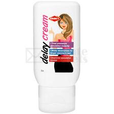 Frisky Orgasm Delay Cream 2 oz. Desensitizing Cream Longer Lasting Erections!