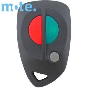 Complete To Suit Mitsubishi Remote Magna Verada Remote 1999-2006 Fob 3 Button
