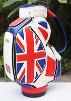 Custom Union Jack  British Staff Tour Bag - Gloss and Matt Finish
