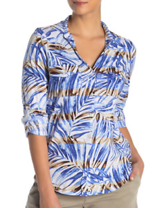 Tommy Bahama Mai Le Lei Knit Shirt M NWT $99.50