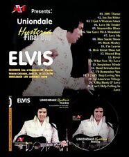 ELVIS PRESLEY - UNIONDALE HYSTERIA, FINAL DAY  -  MXF Label