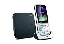 Siemens Gigaset Sl450 Platinum Cordless Phone Landline DECT Bluetooth Genuine