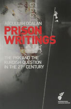 PKK KURDISH QUESTION Kurds Turkey History Ocalan NEW Prison Writings Kurdistan