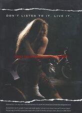 "Kenwood Hifi ""Don't Listen To It. Live It""1992 Magazine Advert #7225"