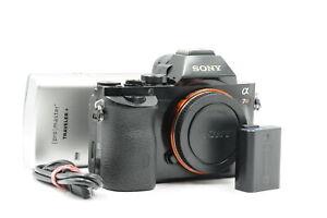 Sony Alpha a7R 36.4MP Mirrorless Digital Camera A-7R #262