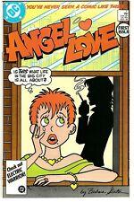 Angel Love #1 (1986) VF/NM-NM   Barbara Slate