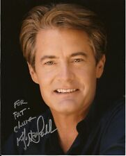 Kyle MacLachan Actor  Twin Peaks   Desperate Housewives  Autographed Photo
