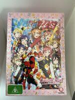Love Live The School Idol Movie Limited Edition Blu-ray English Subtitles