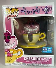 cheshire at the mad tea party vinyl figure-funko pop-wondercon 2020 -2000 pcs