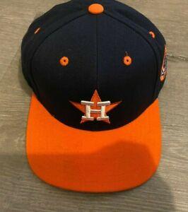 Houston Astros Snapback Hat American Needle NEW Vintage MLB