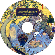 The Conference of the Birds - Unabridged MP3 CD Audiobook in paper sleeve