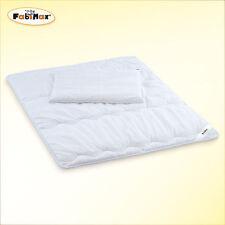 Fabimax Kinder Bettdecke und Kissen für Kinderbett 70x140 und 60x120 cm