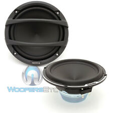 "HERTZ ML1650.3 MILLE 6.5"" LEGEND 250W COMPONENT 4-OHM WOOFERS SPEAKERS PAIR NEW"