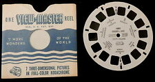 VIEWMASTER # 1901 Windmill Land South Holland 1953