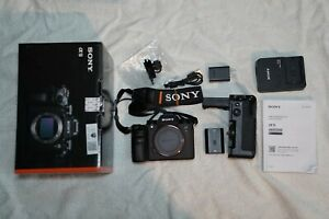 Sony Alpha A9 24.2 MP Body Only Mirrorless Camera - Black
