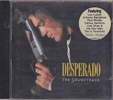 DESPERADO - the soundtrack CD