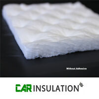 INSULATION FIT FOR VW FORD CAMPER VAN BOAT MOTOR HOME CONVERSION MICROFIBER 15m2