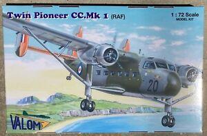 Twin Pioneer CC. Mk. I (RAF), VALOM 1/72