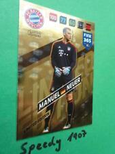 Panini Adrenalyn 2018 FIFA 365 Limited Edition Bayern München Manuel Neuer