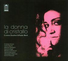CRISTINA ZAVALLONI - LA DONNA DI CRISTALLO - CD 10 TITRES - 2012 - NEUF NEW NEU