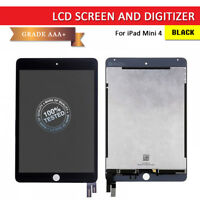 For iPad mini 4 A1538 A1550 Black Full LCD Display Touch Digitizer Screen Glass