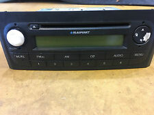 Fiat Grande Punto CD Player  With Code 7646327316 7354295520