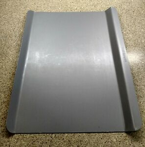 """Cuisinart 18""""x12"""" Nonstick Baking Cookie Sheet. Sloped Sides. Rolled Edges."""
