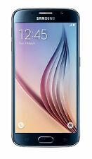 Samsung Galaxy S6 SM-G920F 32GB Black Unlocked SimFree 4G LTE Smartphone FAULTY