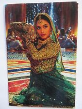 MADHURI DIXIT India bollywood actress Picture postcard Collection 15 x 10 cm Old