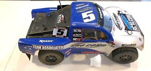 Team associated rs10 rtr rc short course truck