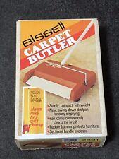 NOS Vintage 1980 Bissell Carpet Butler 2581 - Sienna - New Sealed Box