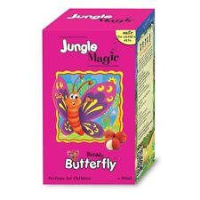 Jungle Magic Bubbly Butterfly Baby Grooming Fruity Perfume, 60ml -Aroma therapy