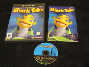 GC : SHARK TALE - Completo, ITA ! Gamecube