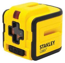 Stanley STHT77340 Cross Line Laser, Int/Ext, Red, 40 ft.