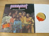 LP Pussycat Wet Day in September Vinyl EMI Electrola F 666 522